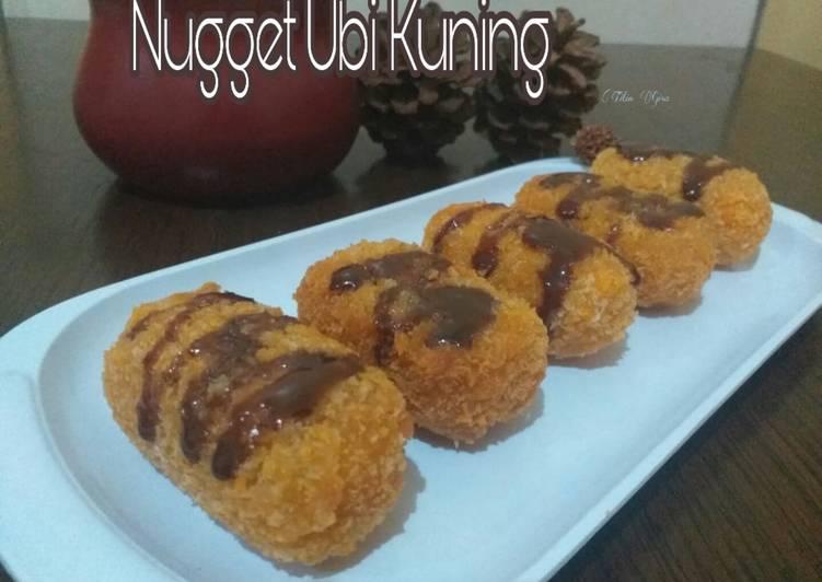 Resep Nugget Ubi Kuning