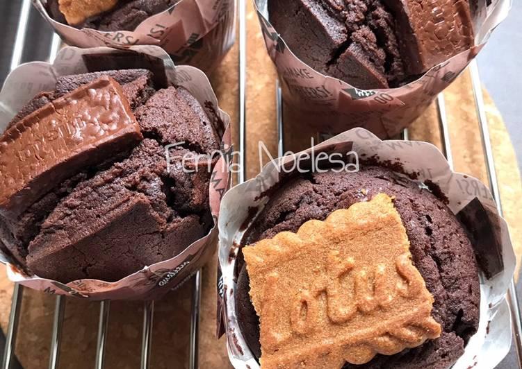 Resep Chocolate Muffin ala Breadtaxx