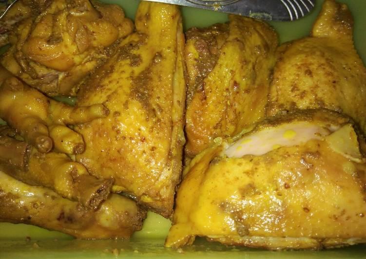 Resep Ayam Kepepet #RabuBaru #CookpadcommunityBekasi