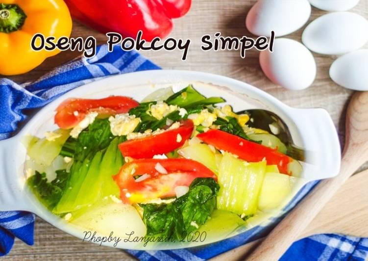 Resep Oseng Pokcoy Simpel