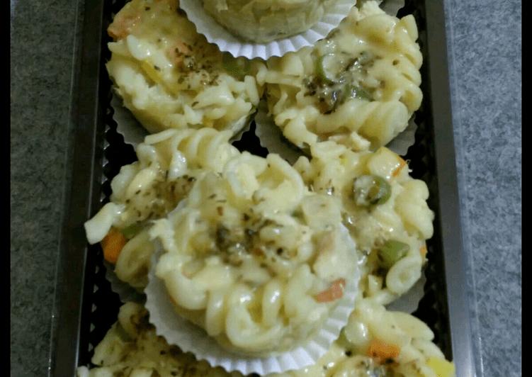 Resep Macaroni Scottel