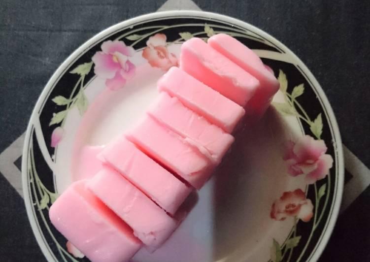 Resep Snack MPASI, Frozen Yogurt Potong