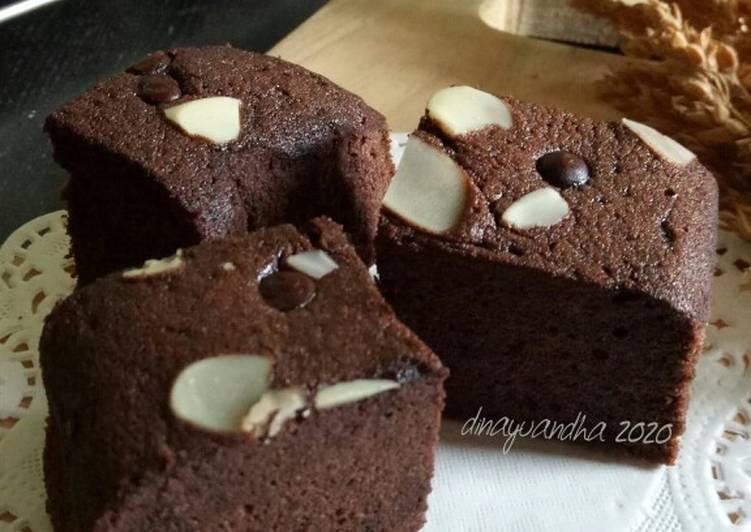 Resep Brownies Putih Telur