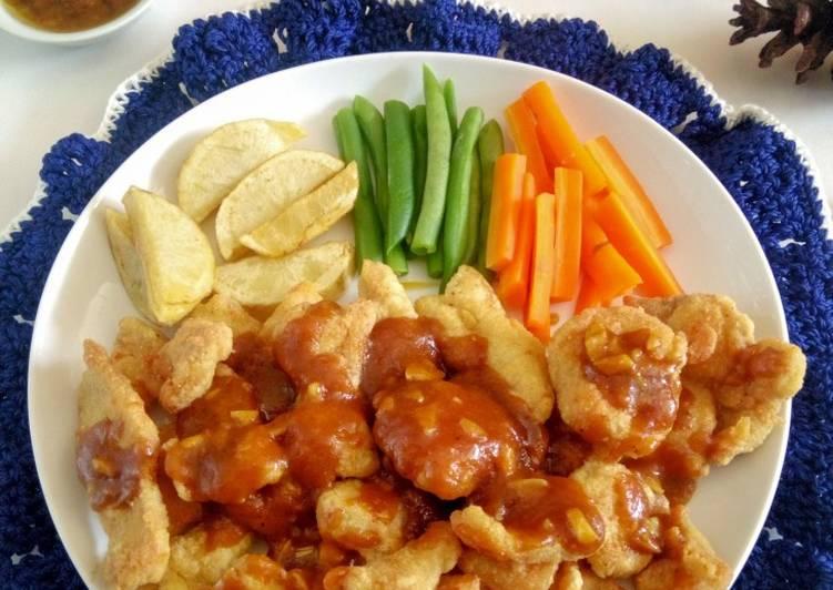 Resep Bistik Ayam Chinese Food