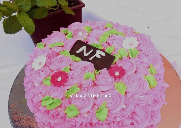 Resep Special Sponge Cake Vanila