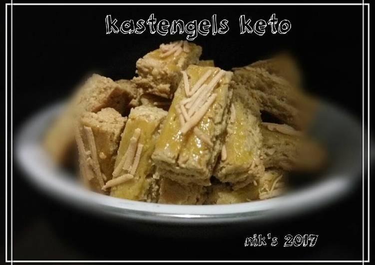Resep Kastengels crunchy #ketopad