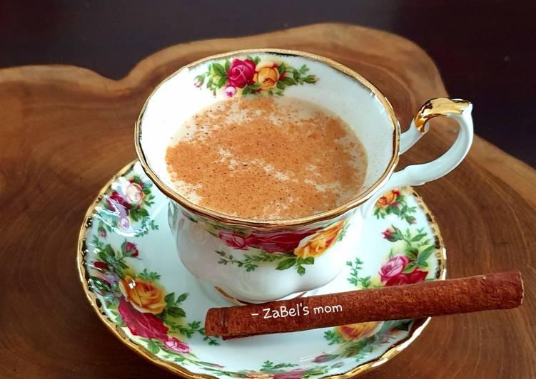 Resep Chai Tea Latte (Teh Susu ala India)