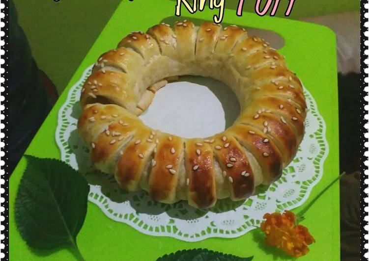 Resep PineApple Ring Puff