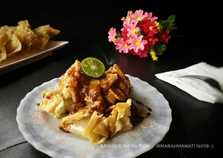Resep Batagor Abang2 Tanpa Ikan #pr_homemadestreetfood