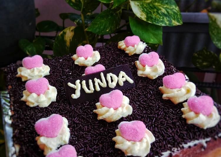 Resep Cake Potong a.k.a Bolu Jadul