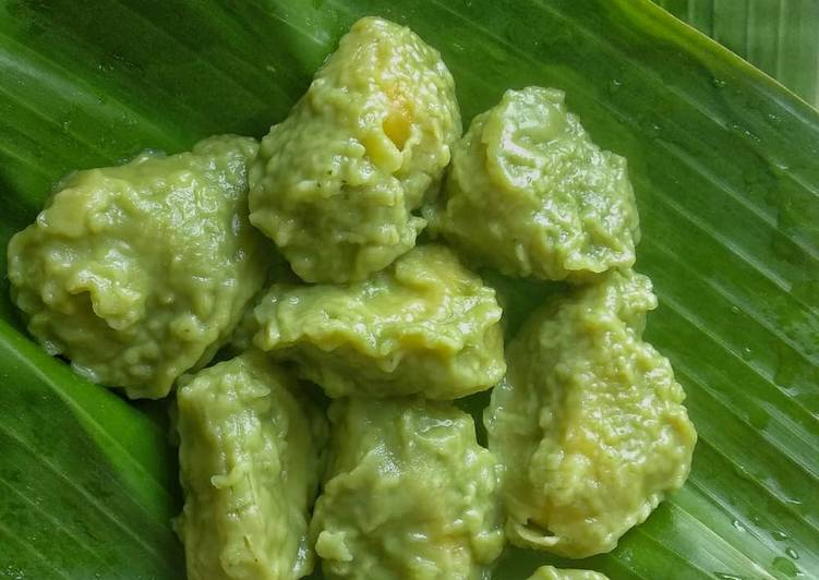 Resep Pisang Rai (jaje Bali)