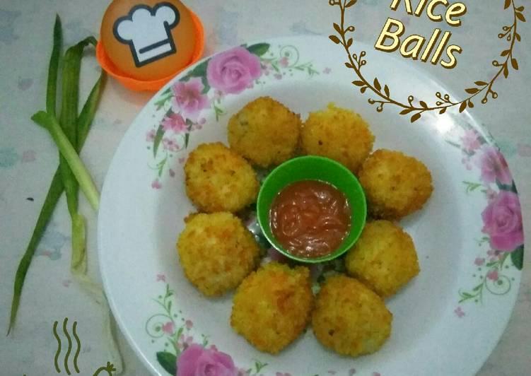 Resep Rice Balls