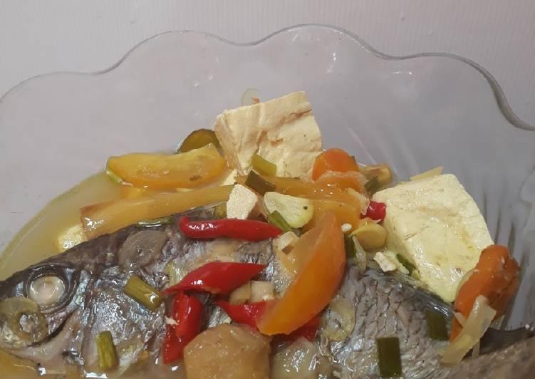 Resep Asem-Asem Ikan