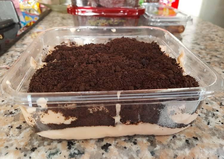 Resep Cheesecake oreo