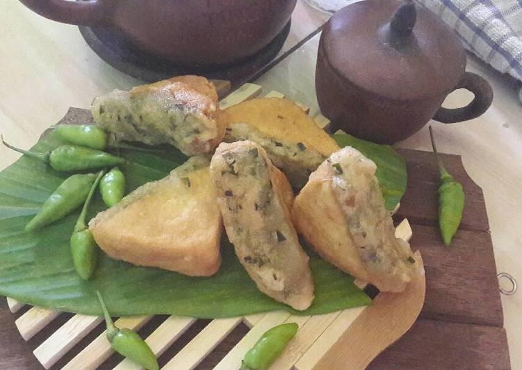 Resep Tahu Aci Banjaran (Tegal) (#pr_jajanandaerah)