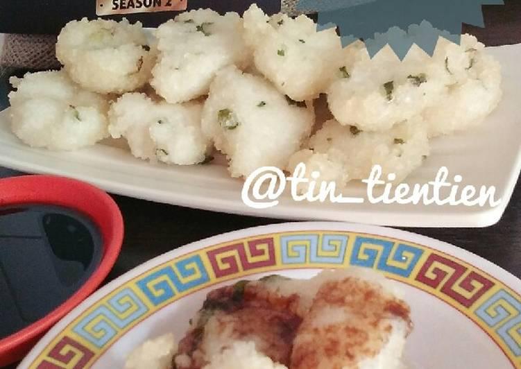 Resep 2Cireng Nasi