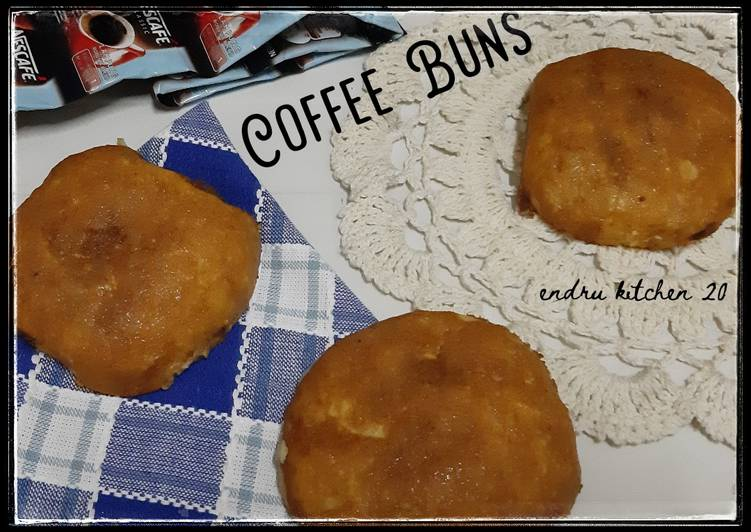 Resep Coffee Bun