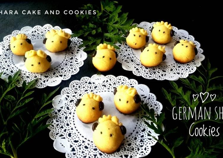 Resep Fatty Sheep German Cookies