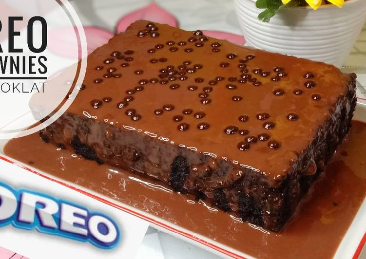 Resep Oreo Cake lumer