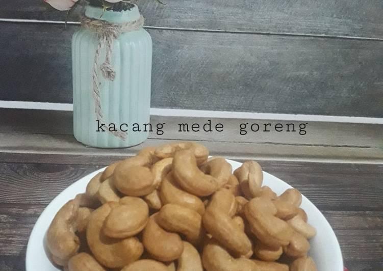 Resep Kacang mede goreng