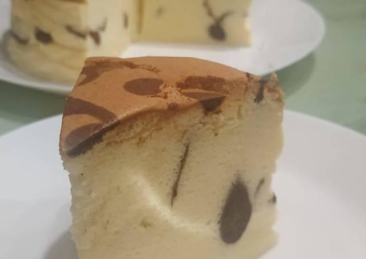 Resep Japanese Cheese Cake Moo