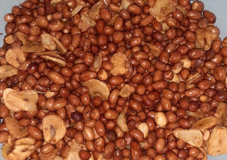 Resep Kacang Bawang Kulit Ari Resep Mamak