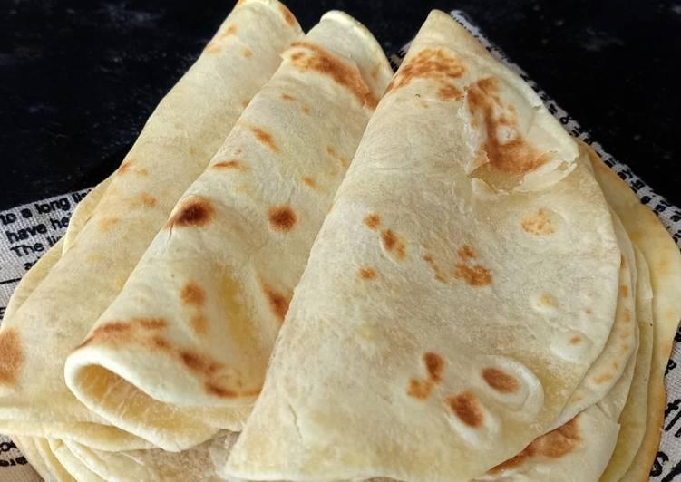 Resep Flat Bread