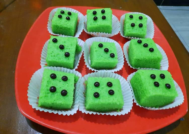 Resep Brownies Pandan Kukus