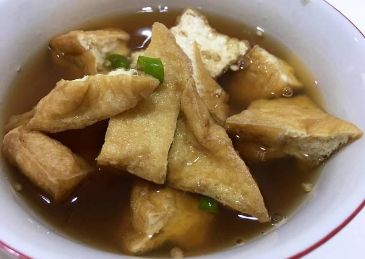 Resep Tahu gejrot penganten baru (PR_homemadestreetfood)