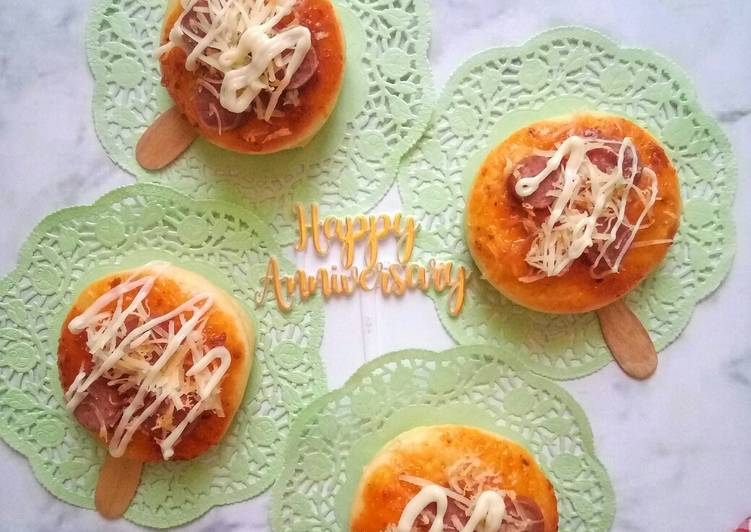 Resep Pizza Popsicle