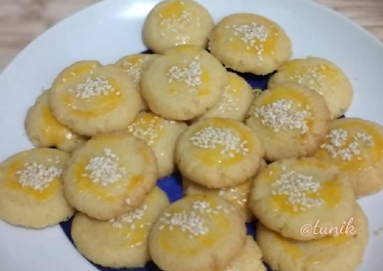 Resep 2Chui Kao So, Cookies