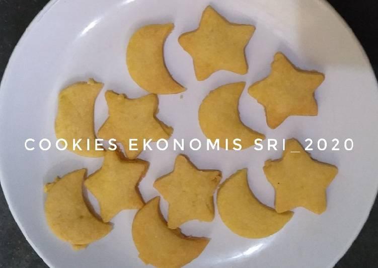 Resep Cookies Ekonomis