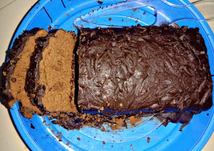 Resep Brownies sederhana