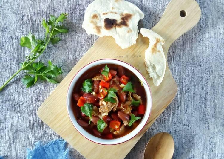 Resep Chili Con Carne