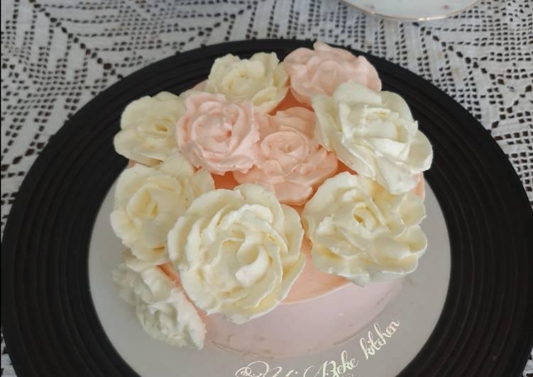Resep Genoise cake