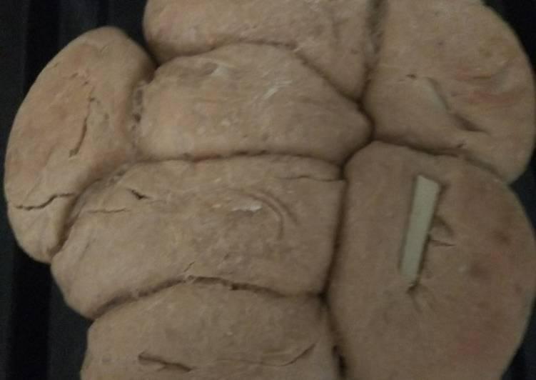 Resep Roti tanpa ulen