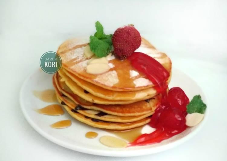 Resep Pancake Simpel Kilat