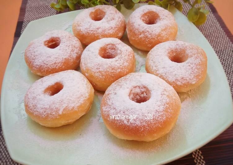 Resep Donut Ubi Kuning