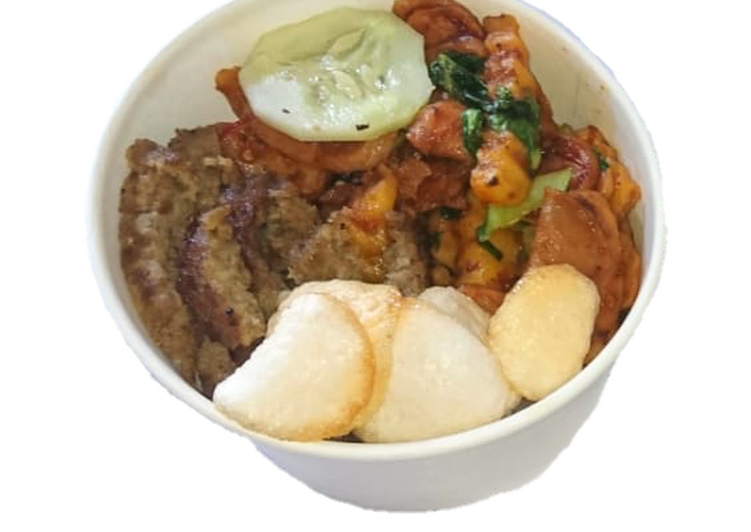 Resep Rice Bowl Coffee Cafe