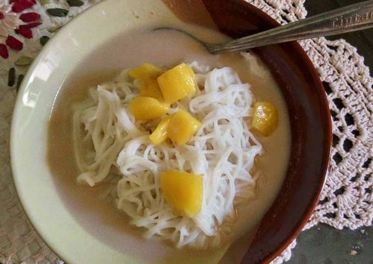Resep Putu Mayang