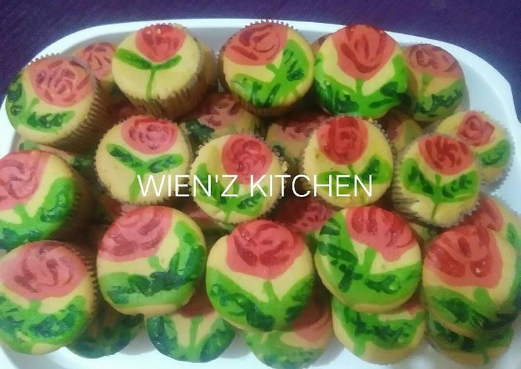 Resep Cake jelita mini