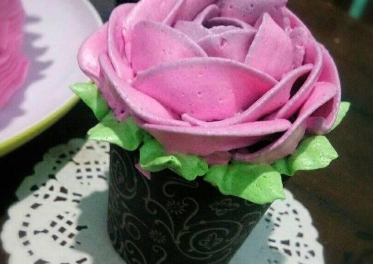 Resep Flower Buttercream