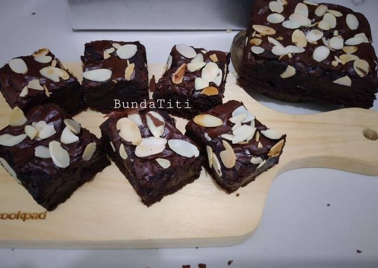 Resep 452.Brownies Panggang