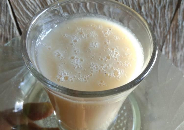 Resep Jus Pinang (Pisang & Nangka)