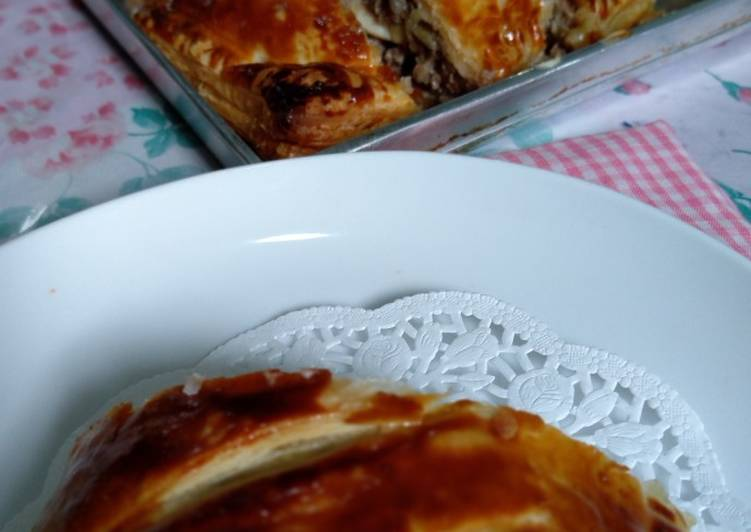 Resep Beef picnic roll