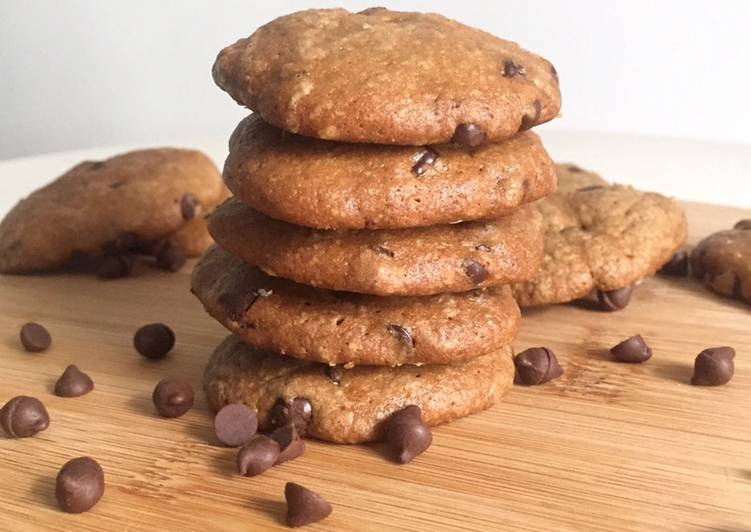 Resep Chewy Cookies