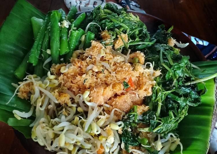 Resep Urap Sayur / Gudangan