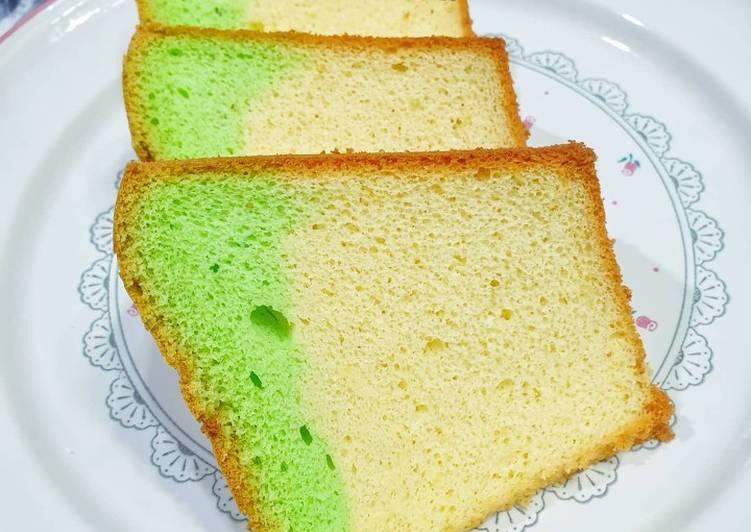 Resep Chiffon cake menul2