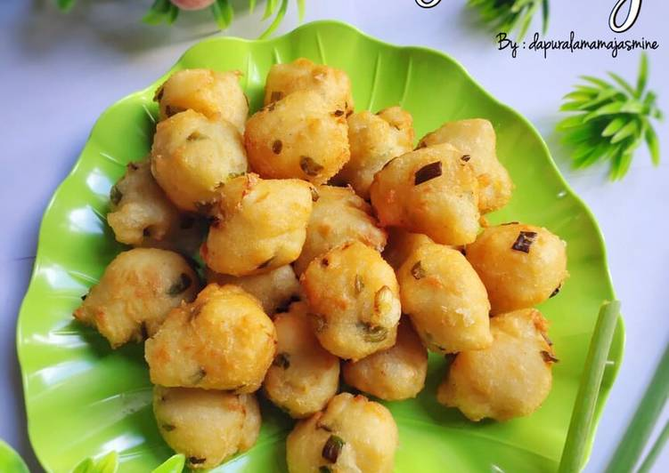 Resep Cucur Bawang