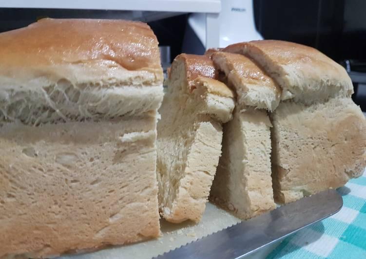 Resep Roti tawar empuk